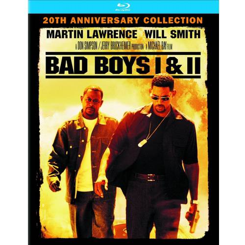 Bad Boys / Bad Boys 2 (Blu-ray + Digital HD)