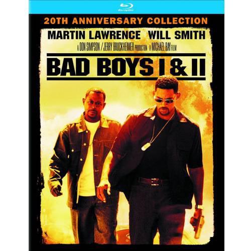 Bad Boys / Bad Boys 2 (Blu-ray + Digital HD)