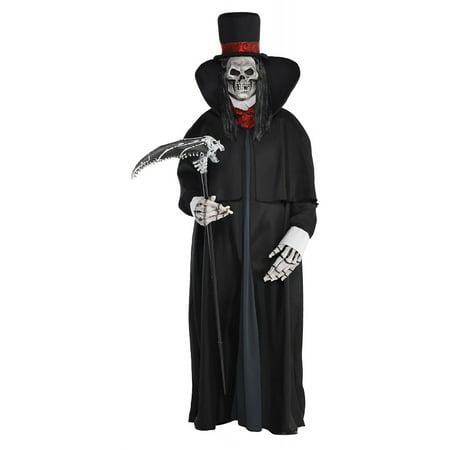 Dapper Death Adult Costume - Plus Size (Halloween Remake Deaths)