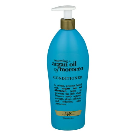 OGX Salon Size Renewing Argan Oil of Morocco Conditioner 25.4oz with