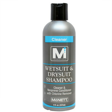 M Essentials 8 oz Wetsuit and Dry suit Shampoo