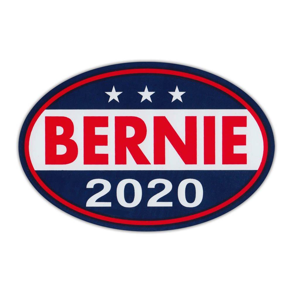 Set of 20 Bernie Sanders 2020 Stickers 5 x 2 Vinyl Indoor//Outdoor