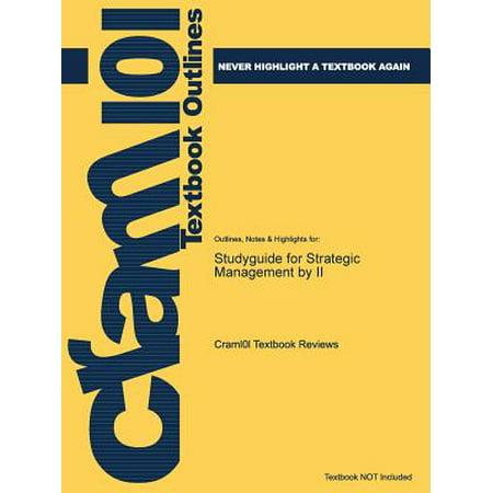 strategic management study guide