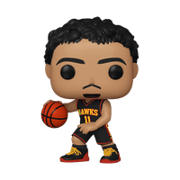 Funko POP! NBA: Atlanta Hawks - Trae Young (Alternate)