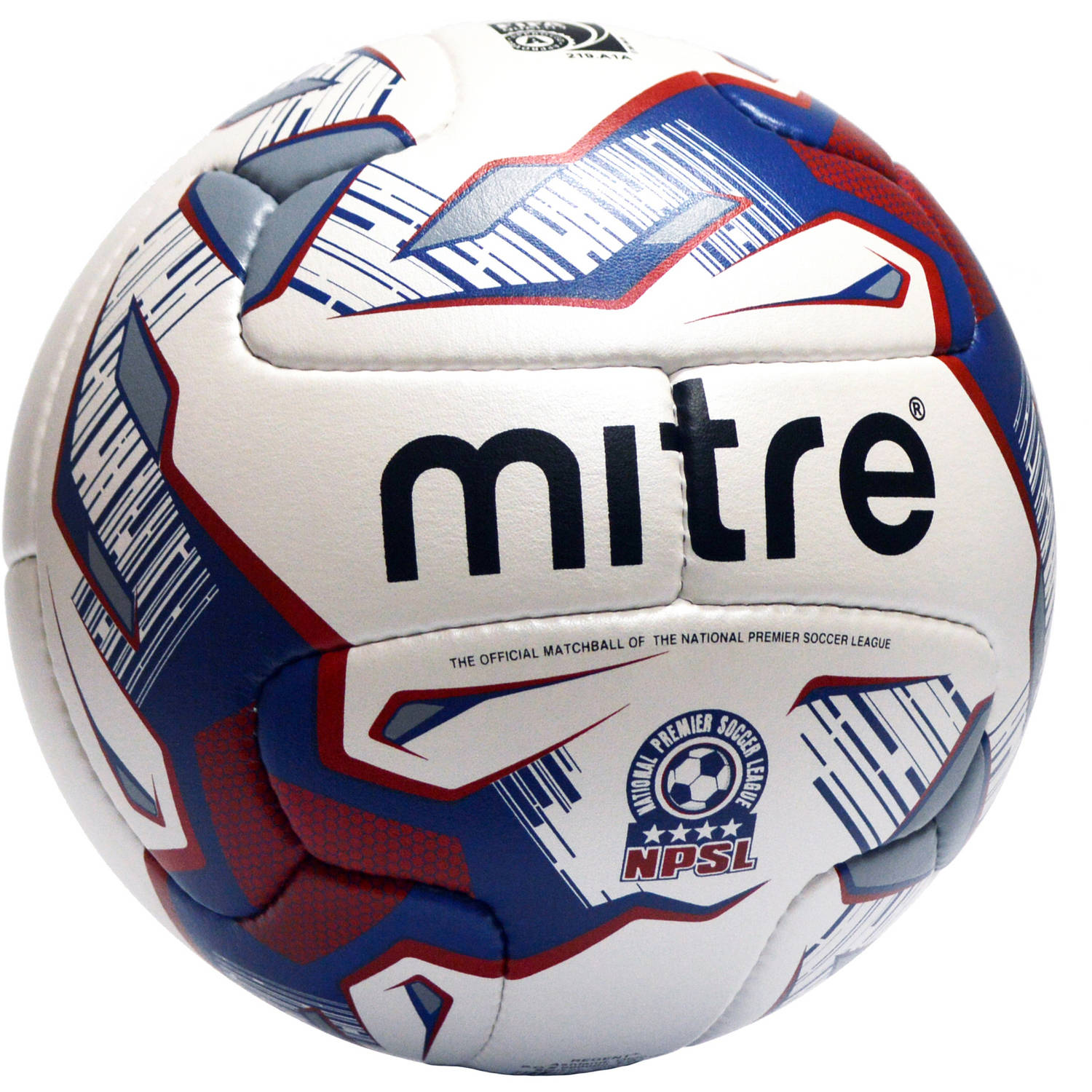 Mitre #5 Official NPSL Soccer Ball