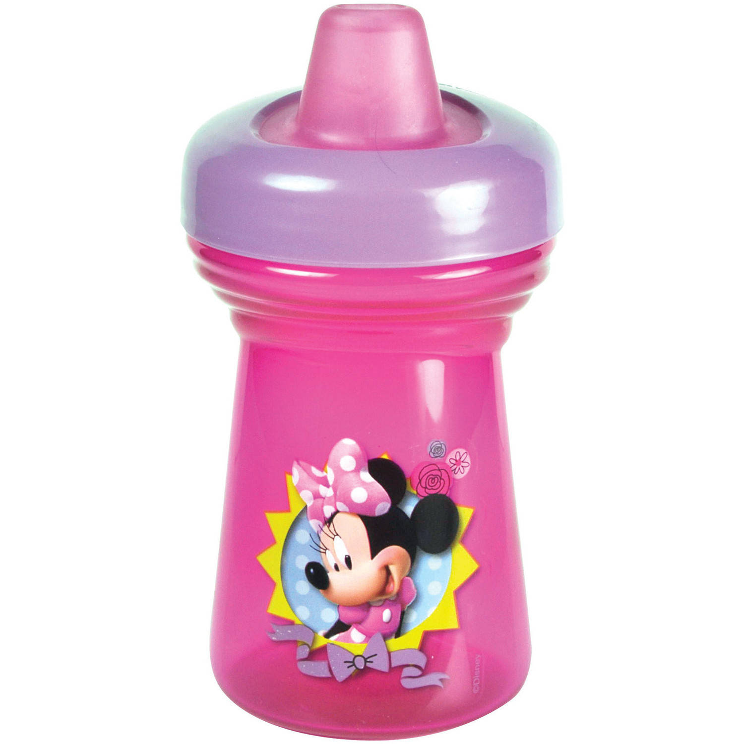 The First Years Disney Baby Minnie Mouse Soft Spout Cup, BPA-Free