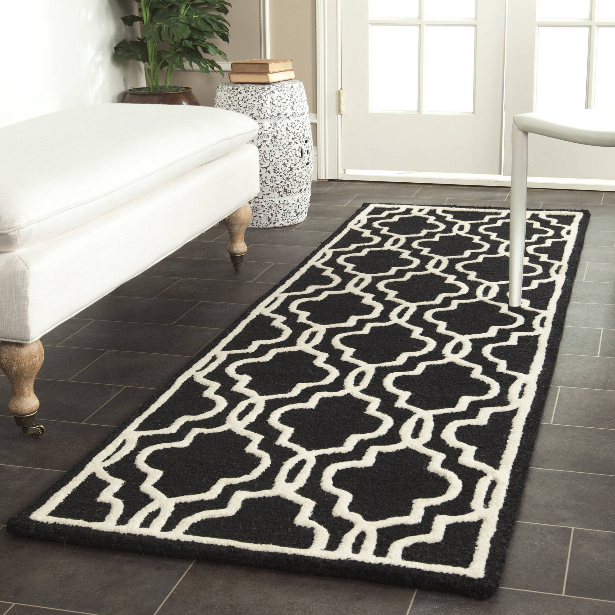 Safavieh Cambridge Kyle Hand-Tufted Wool Runner Rug
