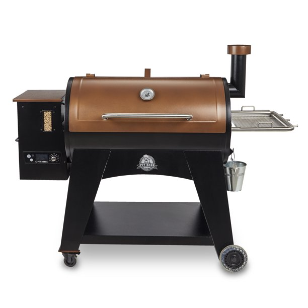 Pit Boss Austin XL 1000 Sq. In. Pellet Grill with Flame Broiler and Cooking Probe