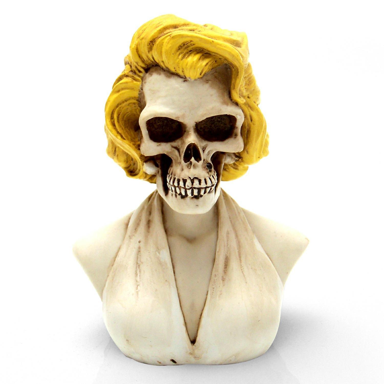 Marilyn Skull Custom Shift Knob parts quick change wholesale 356 rhr amp