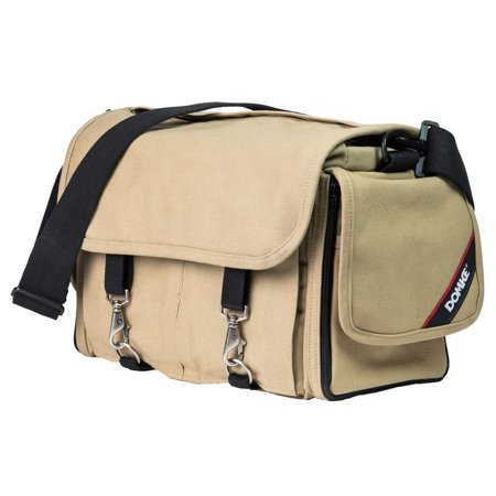 Domke F2 Original Camera Bag (Domke Journalist Chronicle DSLR Camera Bag (Khaki/Canvas) )