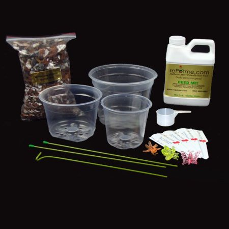 All Purpose Orchid Growing Starter Kit   Includes Instruction Sheet