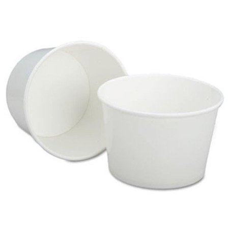 16 oz Hot Beverage Cups, White - image 1 of 1