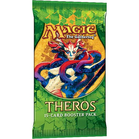 Magic Booster - Magic The Gathering Theros Booster Pack
