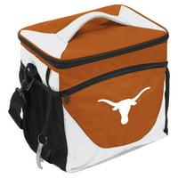 Texas Longhorns 24 Can Cooler
