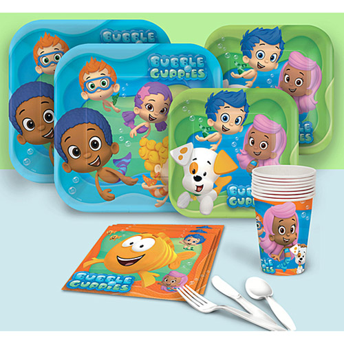 Bubble Guppy Party Pack
