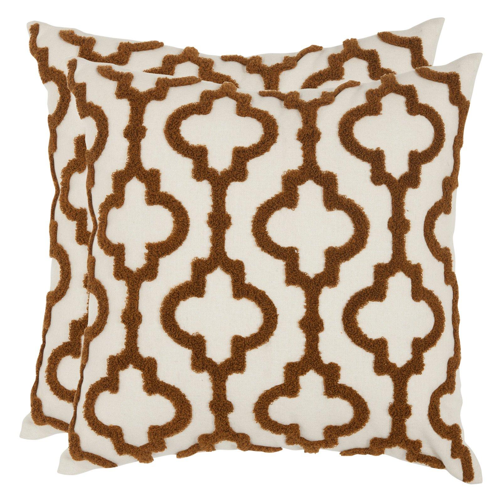 Safavieh Lucy Decorative Pillow - Set of 2