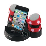 Rechargeable Mini Stereo Speakers