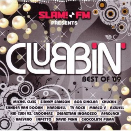 Best Crossover 2009 - Clubbin Best Of 2009 (CD)