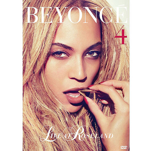 Anderson Beyonce             Exc-dvd-4 Live At Ro