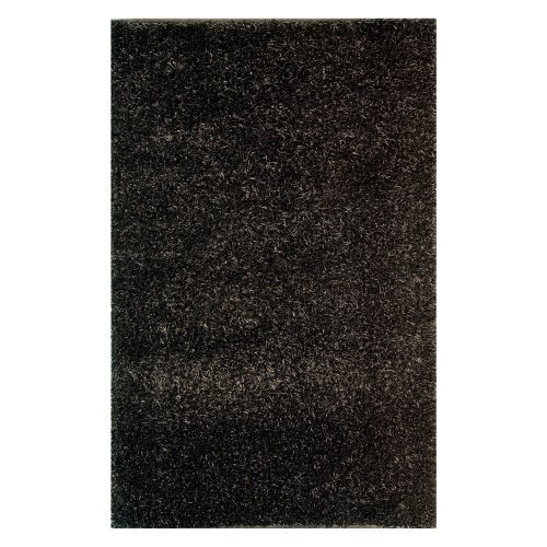 Noble House Sara Area Rug - Black