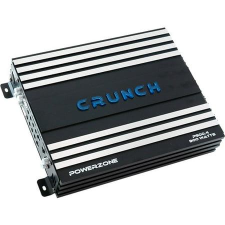 Crunch P900 4 460-Watt 4-Channel Car Power Amplifier