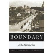 Boundary - eBook