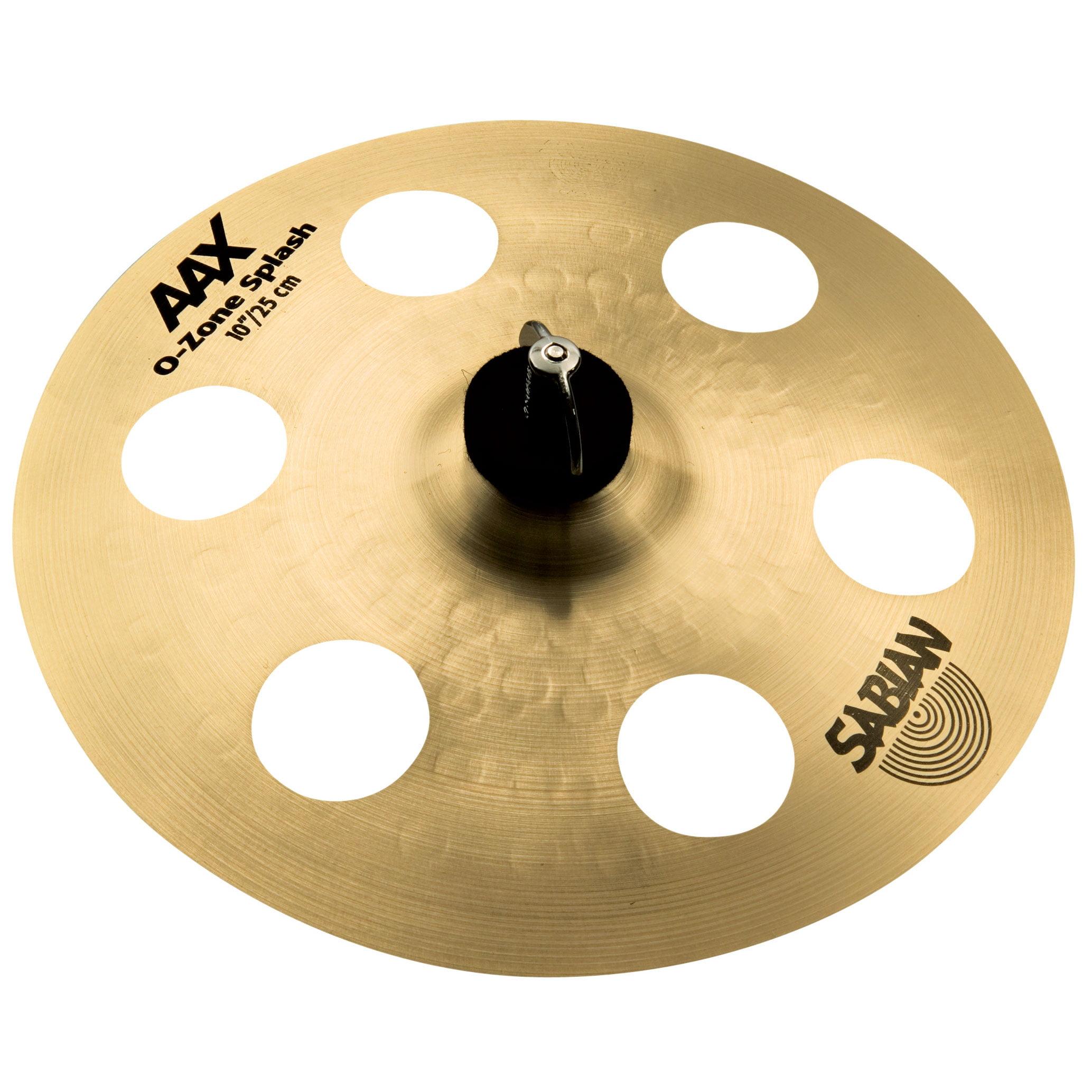 "Sabian 21000X AAX 10"" Ozone Splash Cymbal by Sabian"