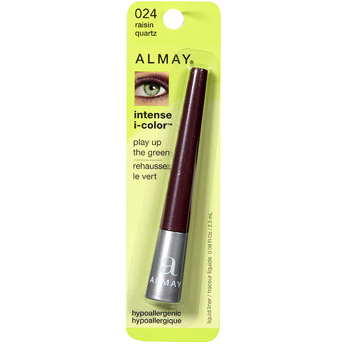 Almay Intense I-Color Liquid Eye Liner, 024 Raisin Quartz, 0.08 fl oz