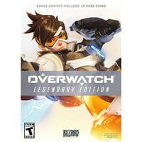 Overwatch: Legendary Edition, Blizzard Entertainment, PC, 047875730526