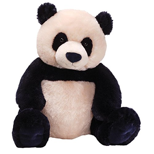Gund Zi-Bo Panda Teddy Bear Stuffed Animal by GUND