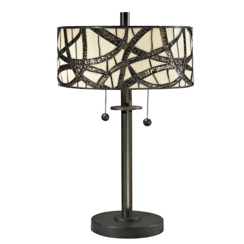 Dale Tiffany Willow Cottage Table Lamp