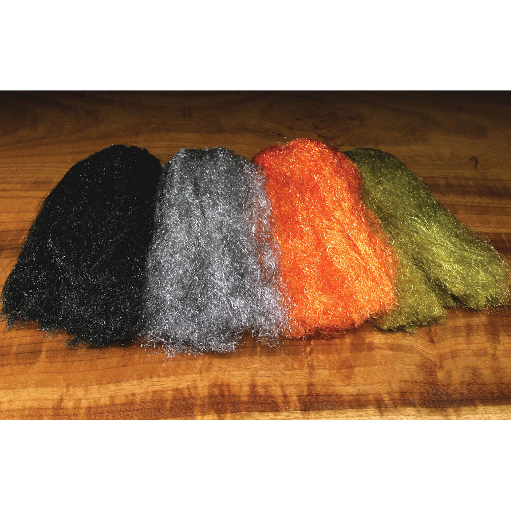 Hareline Sparkle Emerger Yarn Fly Tying Materials - All Colors & Sizes