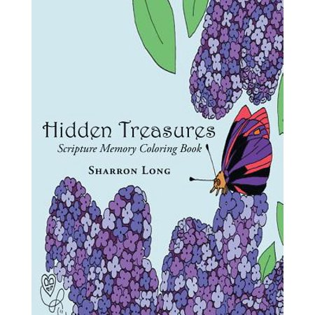 Treasure Coloring Book (Hidden Treasures : Scripture Memory Coloring)