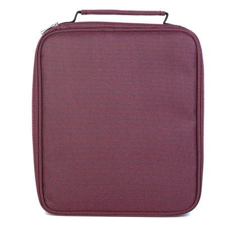 Marker Bag (Meigar 120 Slots Large Multi-layer Art Marker Pens Pencil Case Holder Stationery Bag )
