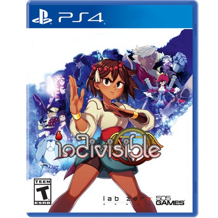 Indivisible, Playstation 4, 505 Games, 812872019642