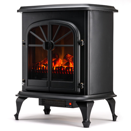 e-Flame USA Wellington 400 sq. ft. Electric Stove