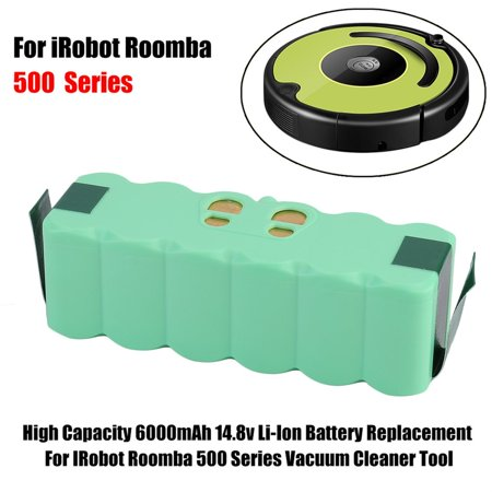 High Capacity 6000mAh 14 8v lii on Battery Replacement For