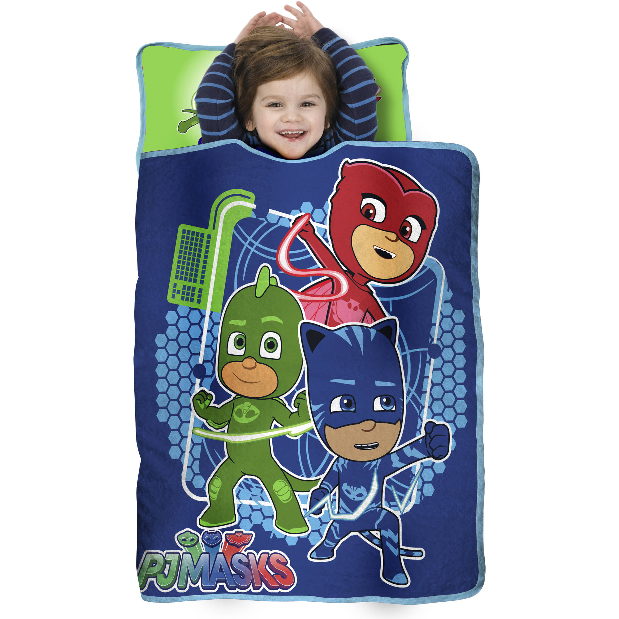 Kindermat 174 Children S Rest Mat Reversible Blue Green