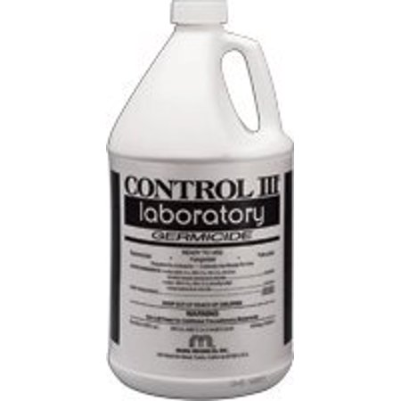 Control Iii Disinfect.Germicide Ready To Use Gal., Control III Disinfectant or Germicide is a concentrated formula for use on pre-cleaned environmental surfaces.., By Maril Products Ship from US
