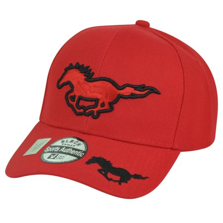 Horse  Country Rodeo Hat Cap Cowboy Animal Riding Horseback Ranch Red (Country Cowboy Hats)