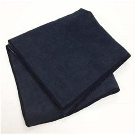 Aero 5725-10M Detailing Microfiber Towel 300GSM Pro Series, Black - 10 Pack
