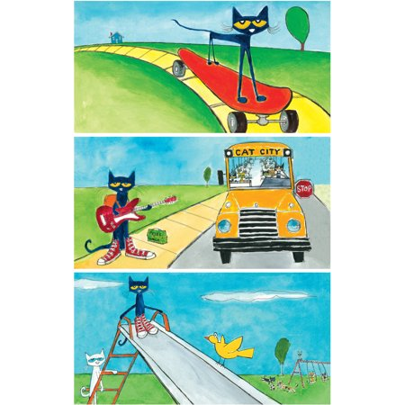 Insight Lights Accessories - Educational Insights Pete the Cat School's Cool! Decorative Light Filters