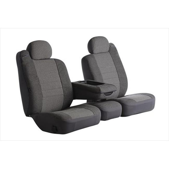 OE3717G Ford F-150 Split Bench With Adjustable Headrests Seat Cover