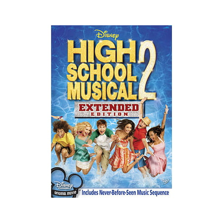 High School Musical 2 (DVD) (High School Debut Dvd)