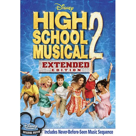 Girl From Highschool Musical (High School Musical 2 (DVD))