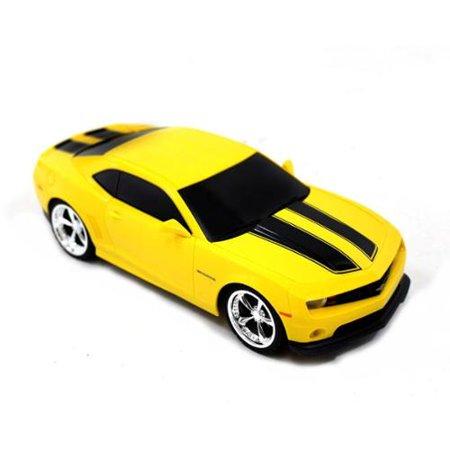 10 118 Chevrolet Hornet Camaro Yellow Rc Radio Control Car Gift