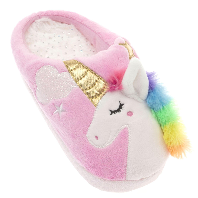 Wonder Nation Girls Rainbow Unicorn