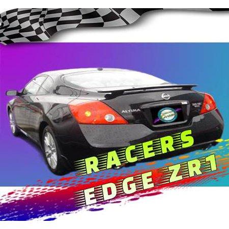RacersEdgeZR1 2008-2014 Nissan Altima Coupe Custom Style ABS Spoilers - Coupe Custom Style Spoiler
