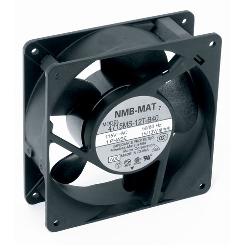 Middle Atlantic DWR Series 115 VAC 4 1/2'' Fan