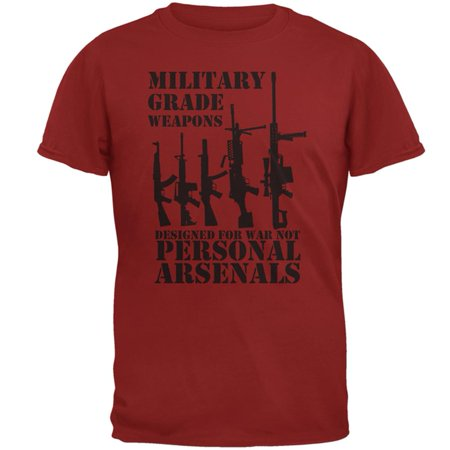Military Grade Not Personal Arsenals Mens T - Arsenal Short